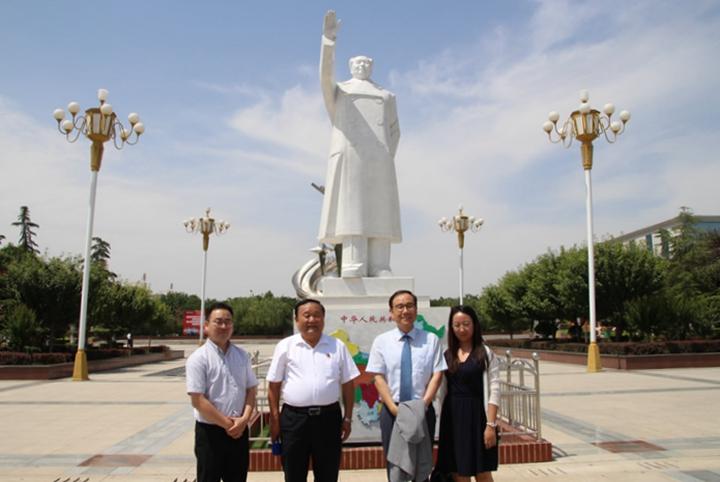 强强联合,共襄盛举---韩国大邱大学代表方与华山教育集团达成合作签约